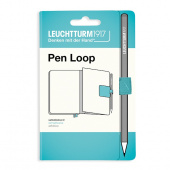 Петля для ручки  Leuchtturm Rising Colours, Aquamarine (аквамарин)